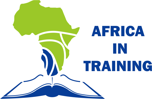 AFRICA IN TRAINING logo