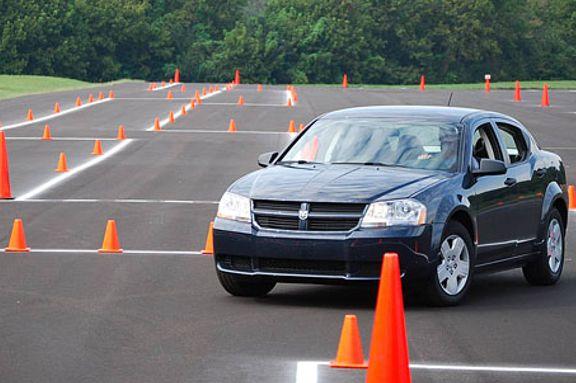 Advanced driving